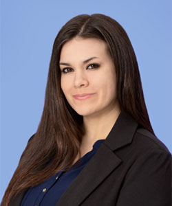 Nicole Parker, Office Manager